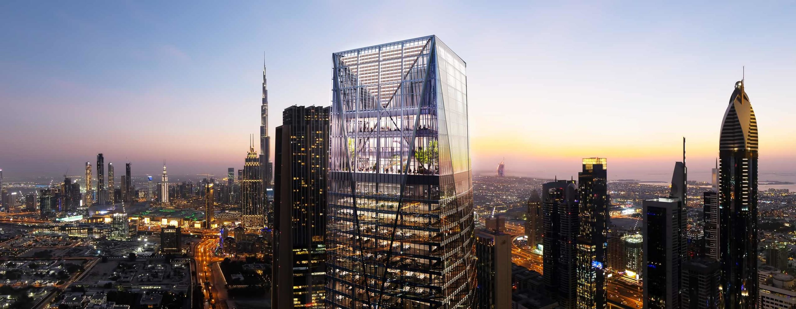 ICD Brookfield Place Dubai Home
