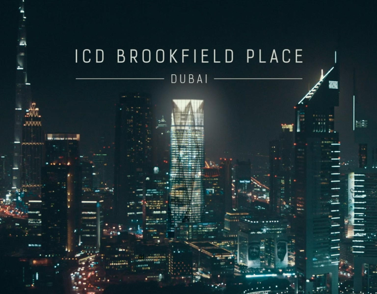 ICD Brookfield Place Dubai - video