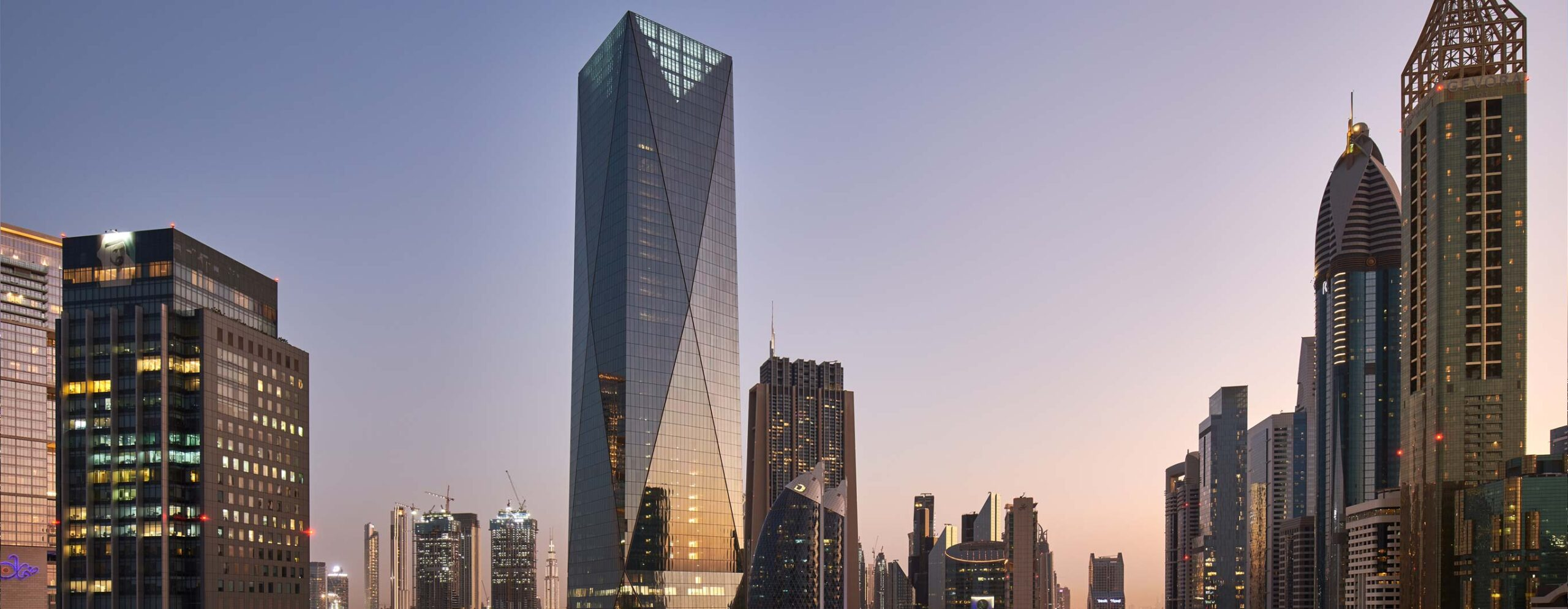 ICD Brookfield Place Dubai Designed from the ground up: <br>In conversation with Foster + Partners