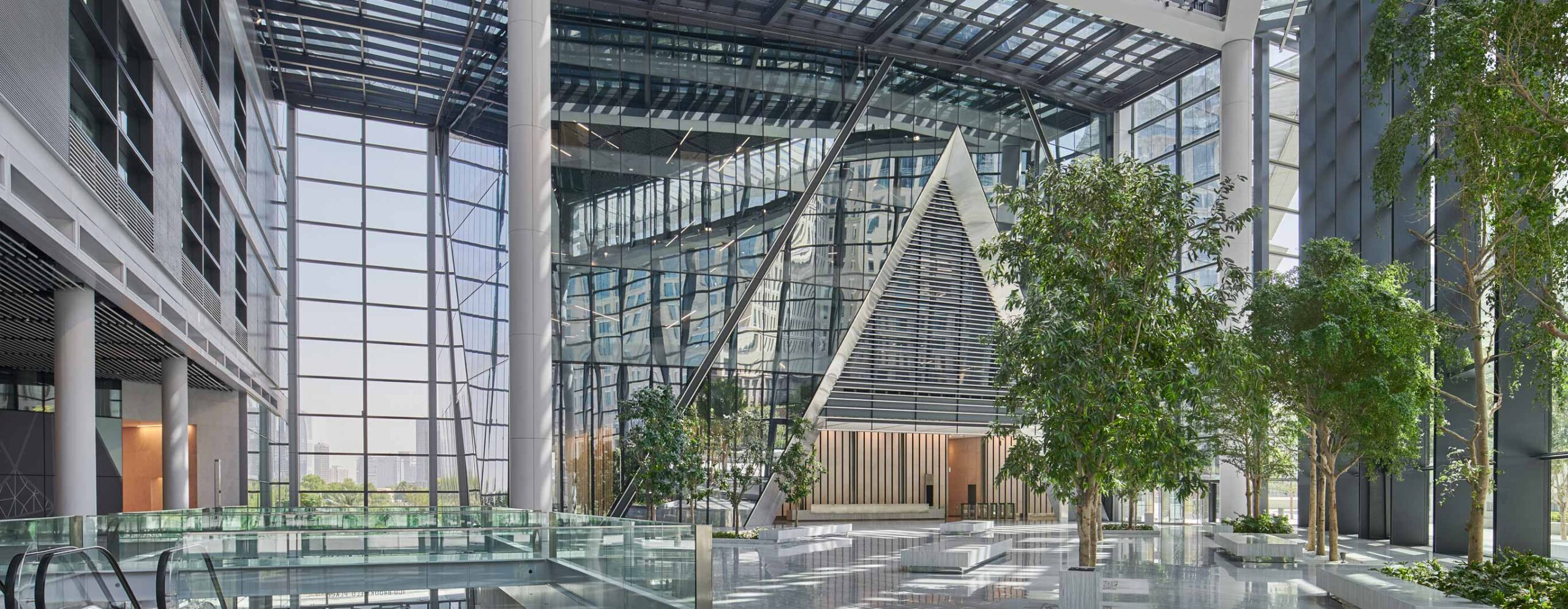 ICD Brookfield Place Dubai The Importance of the Workplace Environment to Health & Wellness