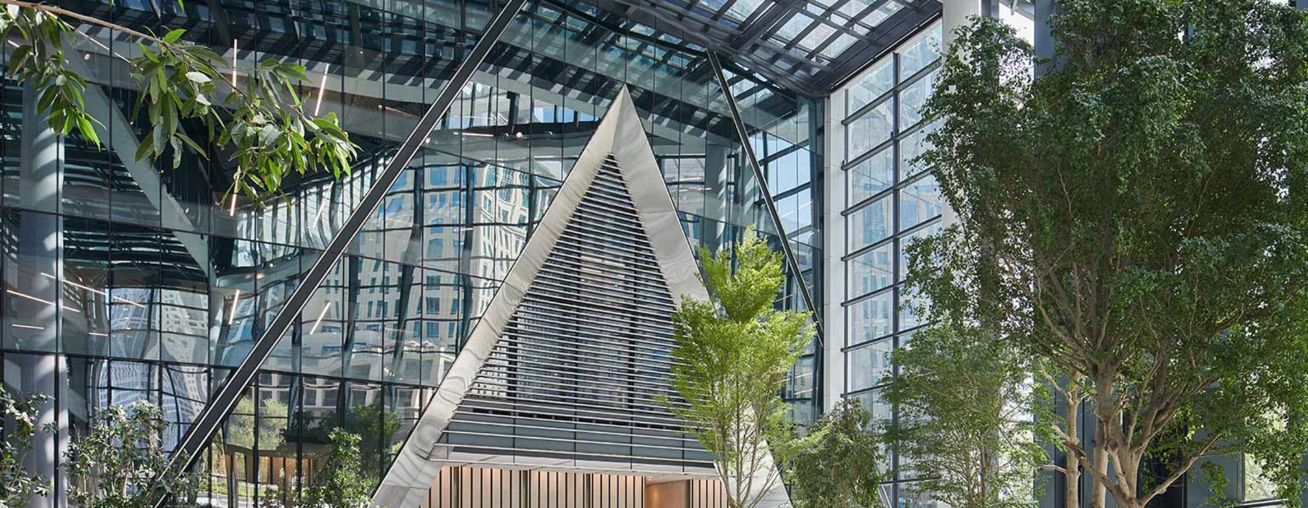 ICD Brookfield Place Dubai Green Spaces