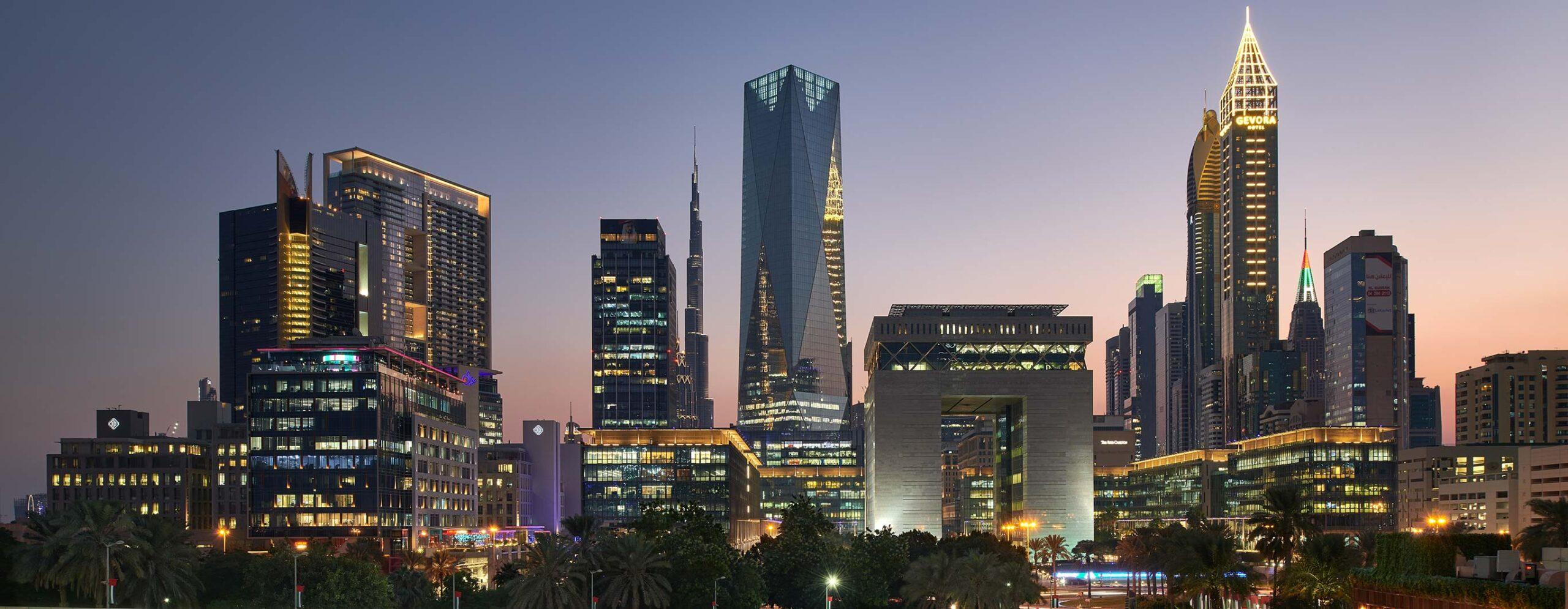 ICD Brookfield Place Dubai Home