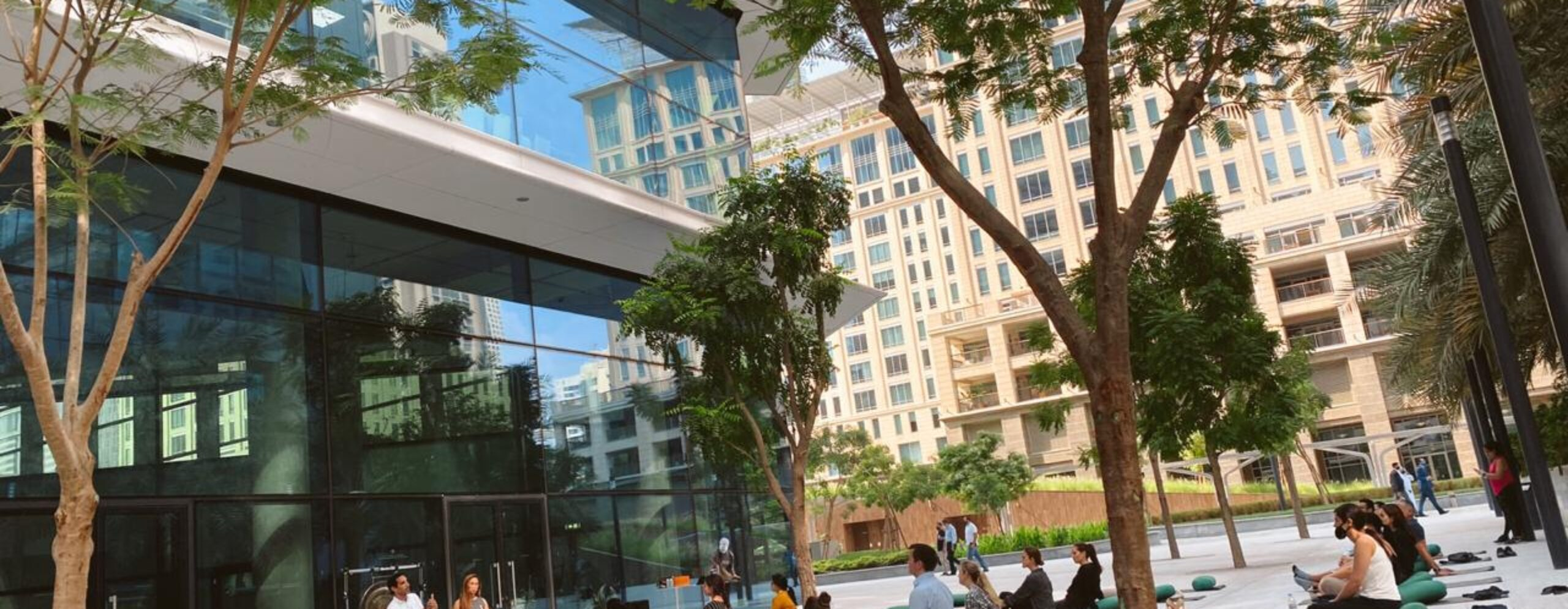 ICD Brookfield Place Dubai Why sustainable office spaces matter to everyone