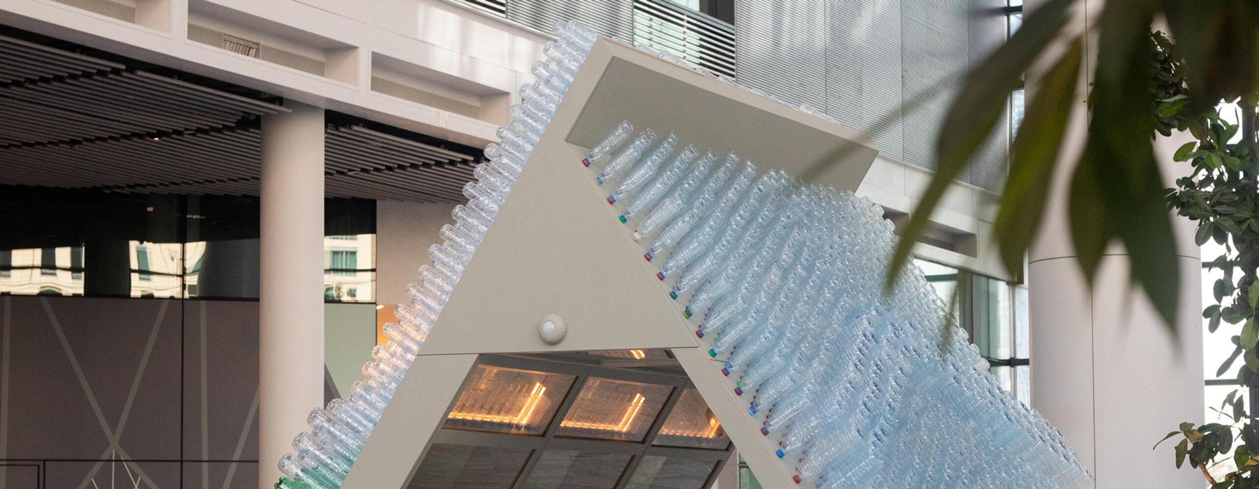 ICD Brookfield Place Dubai Breaking The Plastic Habit